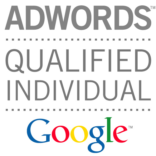 Travis Anderson is a Google Adwords Qualified individual